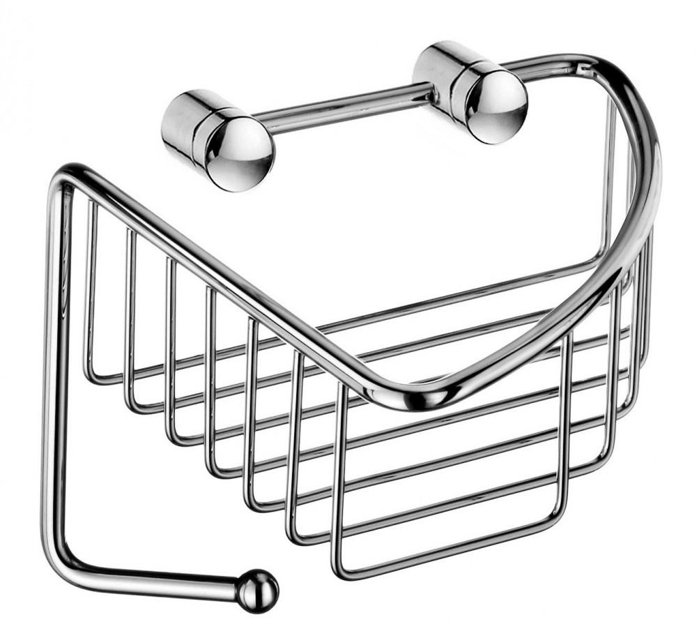 Smedbo Sideline Corner Shower Basket